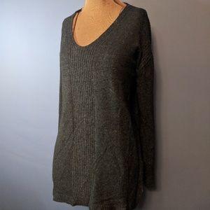 Ann Taylor LOFT Italian yarn oversized sweater